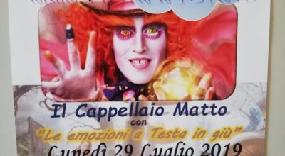 """Cecina (LI) – RSA Cecina _ FCCMnoi, 29 luglio 2019 """"festa d'estate"""""""