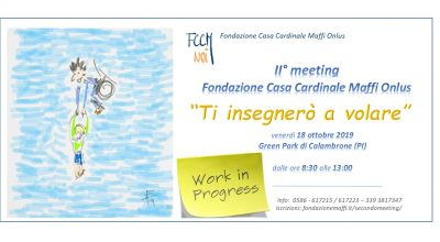 """ti insegnerò a volare"", II° meeting FCCM…  Work in Progress!"