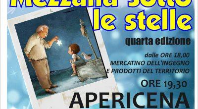 """""""Mezzana sotto le Stelle"""" 13_07_2019 / Fondazione Casa Cardinale Maffi Onlus _RSD Mezzana"""