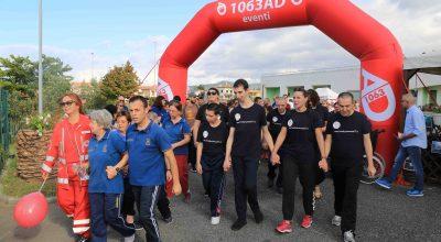 Camminata solidale per il mese mondiale dell'Alzheimer, RSA Rosignano – 29 settembre 2019