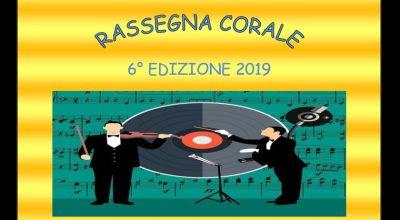 Sesta Rassegna Corale – Collesalvetti (LI), 23 novembre 2019 ore 15:30