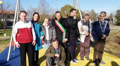 Collesalvetti, 15 febbraio 2020, Inaugurazione del nuovo Parco pubblico