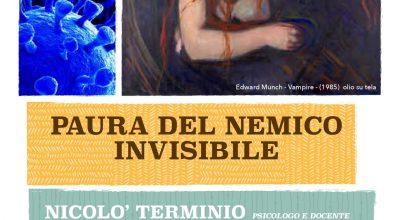 Paura del nemico invisibile – Nicolo' Terminio