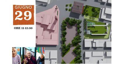 il progetto architettonico della Fondazione – la diretta lunedì 29 giugno ore 11